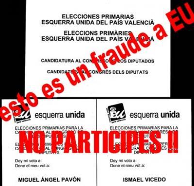 No participes en el fraude a EU