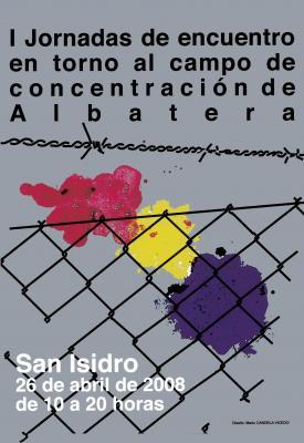 I Jornada de encuentro en torno al campo de concentración de Albatera