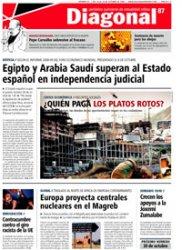 IU Orihuela distribuirá el periódico alternativo Diagonal