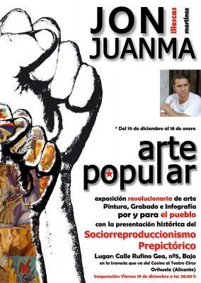 """Exposición """"Arte Popular"""""""