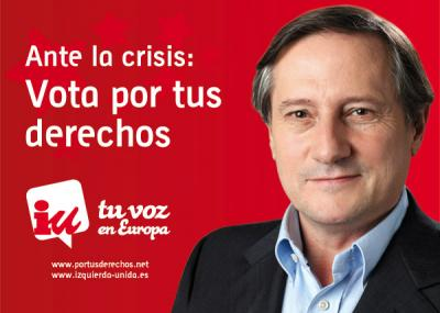 Inicio campaña Europeas 2009