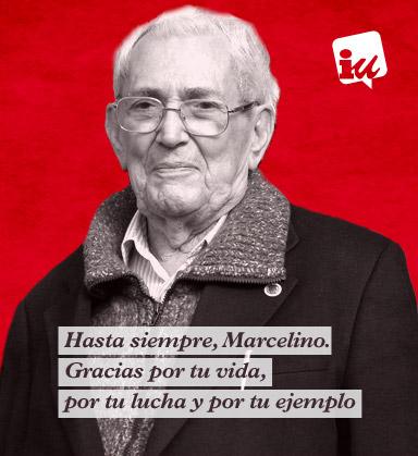Ha muerto Marcelino Camacho
